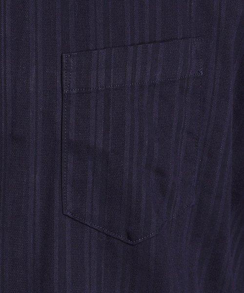 HIDEAWAYS NICOLE L(ハイダウェイニコル(大きいサイズ))/<大きいサイズ>ストライプホリゾンタルカ/8404-8000_img05