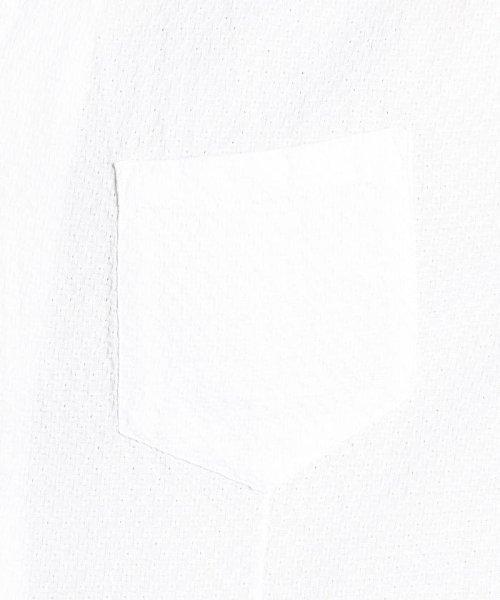 HIDEAWAYS NICOLE L(ハイダウェイニコル(大きいサイズ))/<大きいサイズ>ホリゾンタルカラーボタン/8404-8001_img05