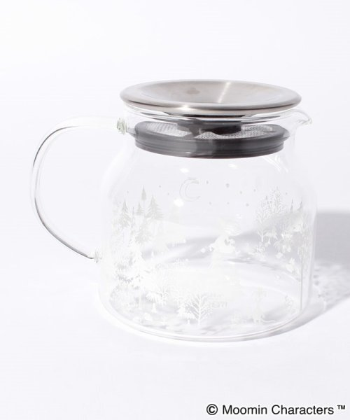 Afternoon Tea LIVING(アフタヌーンティー・リビング)/Moomin×AfternoonTea/ボックス入り耐熱ポット/FM3718304731_img01