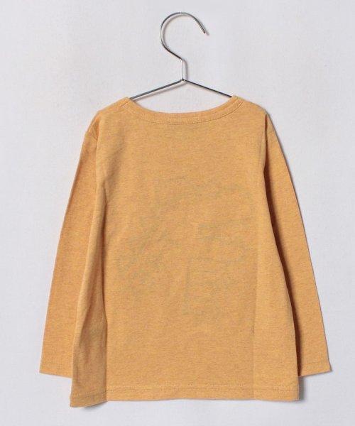 kladskap(クレードスコープ)/T-REX長袖Tシャツ/5383231_img01