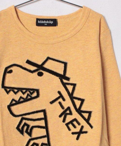 kladskap(クレードスコープ)/T-REX長袖Tシャツ/5383231_img02