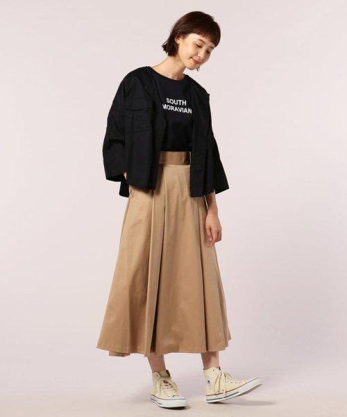 FREDY REPIT(フレディレピ)/ブロード胸ポケットシャツブルゾン/8-0012-5-24-003_img09