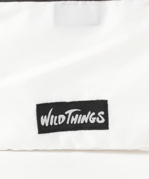 BEAMS MEN(ビームス メン)/WILD THINGS × BEAMS / 別注 Rip Sacoche Bag/11612026585_img03
