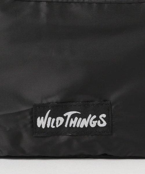 BEAMS MEN(ビームス メン)/WILD THINGS × BEAMS / 別注 Rip Sacoche Bag/11612026585_img07