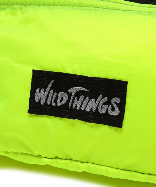 BEAMS MEN(ビームス メン)/WILD THINGS × BEAMS / 別注 Rip Body Bag/11612027585_img06