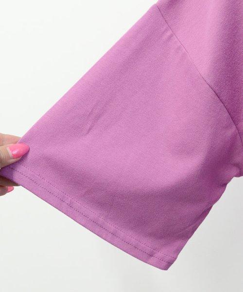 ANDJ(ANDJ(アンドジェイ))/三ツ星刺繍ゆるTシャツ/ts76x03991_img27