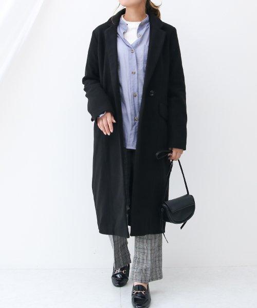 SocialGIRL(ソーシャルガール)/ロング丈チェスターコート/145512-41-108_img02
