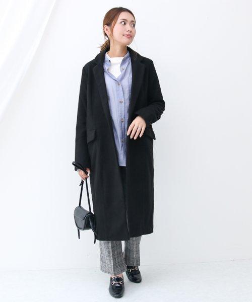 SocialGIRL(ソーシャルガール)/ロング丈チェスターコート/145512-41-108_img03