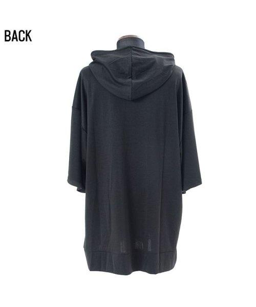 VICCI(ビッチ)/VICCI【ビッチ】メンズ フード付きビッグシルエット6分袖Tシャツ/VIRE18-16_img18