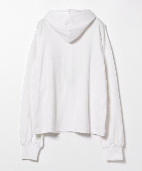 BEAMS OUTLET(ビームス アウトレット)/Ray BEAMS / フーデッド BIG Tシャツ/63140164370_img04