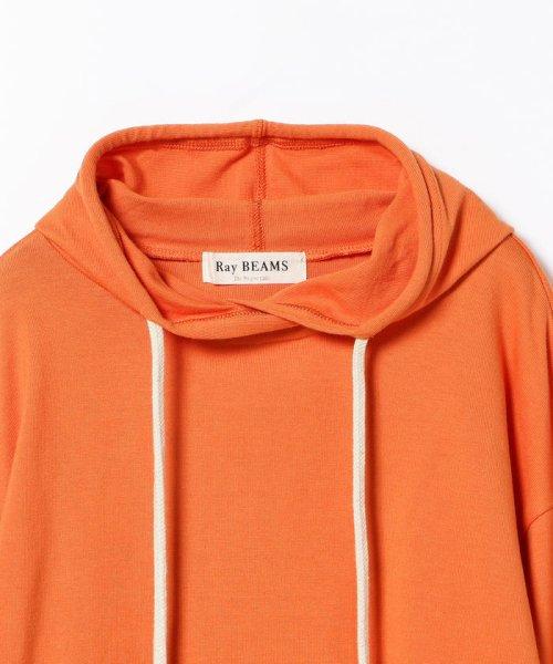 BEAMS OUTLET(ビームス アウトレット)/Ray BEAMS / フーデッド BIG Tシャツ/63140164370_img10