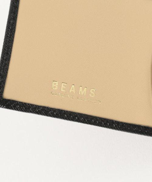 BEAMS MEN(ビームス メン)/BEAMS / BASIC カードケース サフィアーノ/11640542191_img06