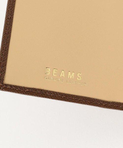 BEAMS MEN(ビームス メン)/BEAMS / BASIC カードケース サフィアーノ/11640542191_img13
