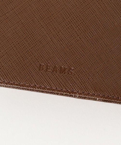 BEAMS MEN(ビームス メン)/BEAMS / BASIC カードケース サフィアーノ/11640542191_img14
