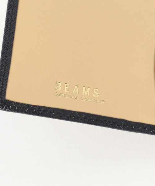 BEAMS MEN(ビームス メン)/BEAMS / BASIC カードケース サフィアーノ/11640542191_img19