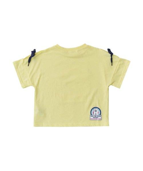 ALGY(アルジー)/RICFコラボりぼん袖T_ロールアイスクリームファクトリー/G407918_img02
