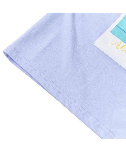 ALGY(アルジー)/RICFコラボりぼん袖T_ロールアイスクリームファクトリー/G407918_img06