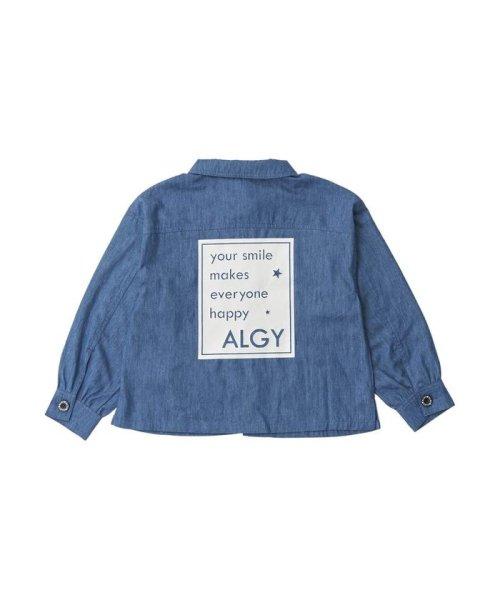 ALGY(アルジー)/ミリタリーシャツジャケット/G408018_img02