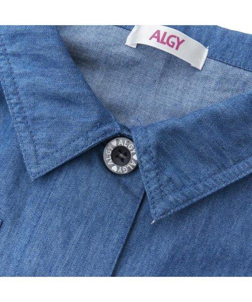 ALGY(アルジー)/ミリタリーシャツジャケット/G408018_img04