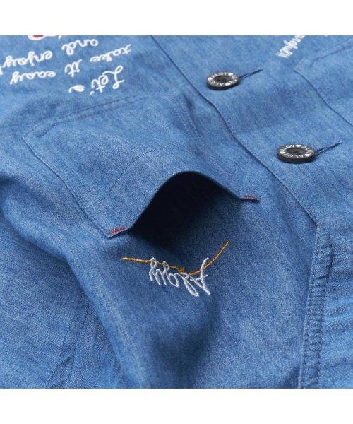 ALGY(アルジー)/ミリタリーシャツジャケット/G408018_img06
