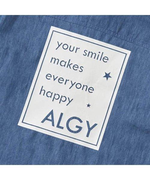 ALGY(アルジー)/ミリタリーシャツジャケット/G408018_img07