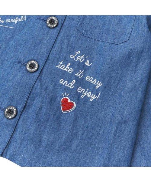 ALGY(アルジー)/ミリタリーシャツジャケット/G408018_img09