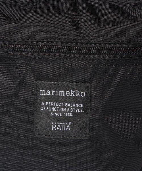 Marimekko(マリメッコ)/マリメッコ BUDDY バッグパック/026994_img06