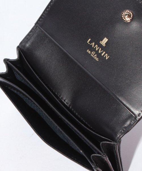 LANVIN en Bleu(BAG)(ランバンオンブルー(バッグ))/リュクサンブール 名刺入れ/480114_img03