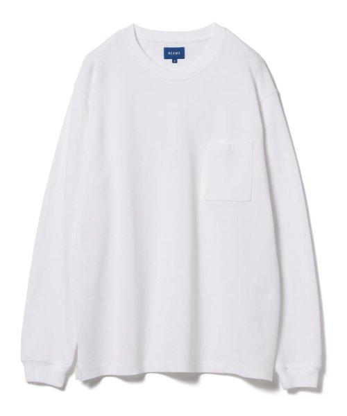 BEAMS OUTLET(ビームス アウトレット)/BEAMS / カノコ ポケット Tシャツ/11140169803_img01