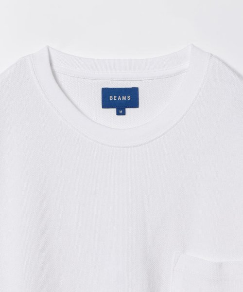 BEAMS OUTLET(ビームス アウトレット)/BEAMS / カノコ ポケット Tシャツ/11140169803_img02