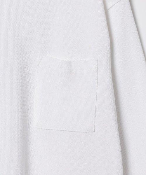 BEAMS OUTLET(ビームス アウトレット)/BEAMS / カノコ ポケット Tシャツ/11140169803_img03