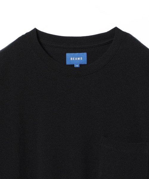 BEAMS OUTLET(ビームス アウトレット)/BEAMS / カノコ ポケット Tシャツ/11140169803_img07