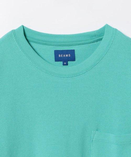 BEAMS OUTLET(ビームス アウトレット)/BEAMS / カノコ ポケット Tシャツ/11140169803_img12