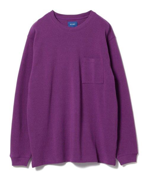 BEAMS OUTLET(ビームス アウトレット)/BEAMS / カノコ ポケット Tシャツ/11140169803_img16
