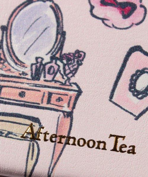 Afternoon Tea LIVING(アフタヌーンティー・リビング)/フェミニン柄ミニミラー/FN8418105833_img03