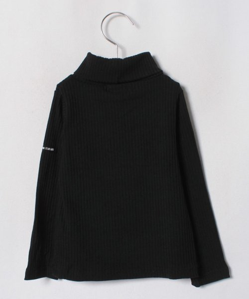 b-ROOM(ビールーム)/テレコタートルネックTシャツ/9883223_img01