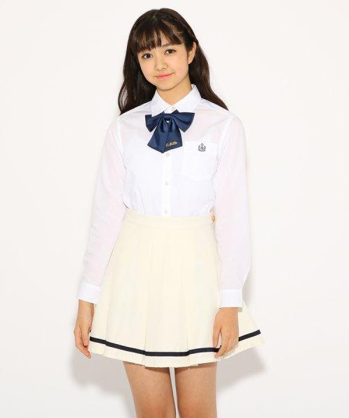 PINK-latte(ピンク ラテ)/【卒服】リボンタイ付 セーラー スカート/99990931971032_img02