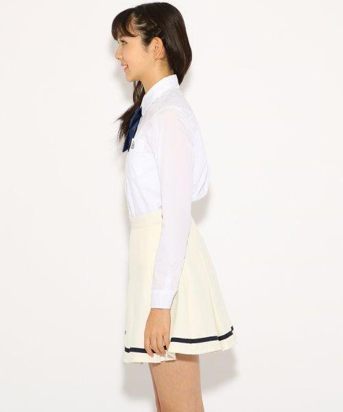 PINK-latte(ピンク ラテ)/【卒服】リボンタイ付 セーラー スカート/99990931971032_img03