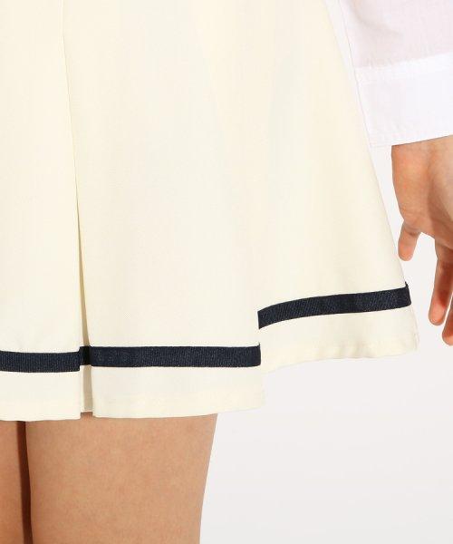 PINK-latte(ピンク ラテ)/【卒服】リボンタイ付 セーラー スカート/99990931971032_img07
