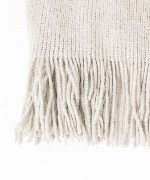 BEAMS OUTLET(ビームス アウトレット)/Ray BEAMS / 無地 カラー ストール/61450283163_img08
