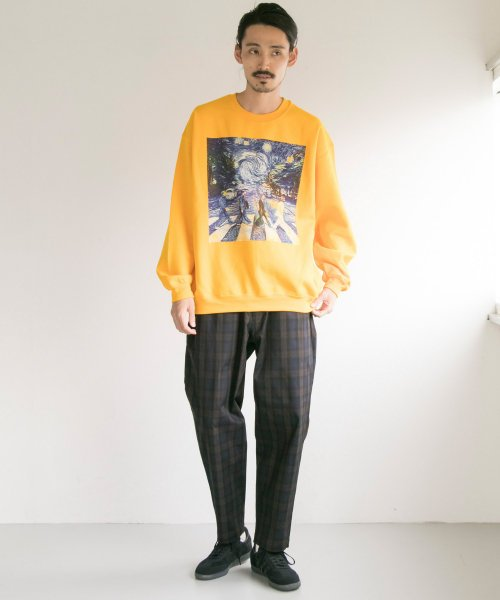 URBAN RESEARCH(アーバンリサーチ)/BOWWOW×URBAN RESEARCH 別注 ROAD CREW-NECK SWEAT/BW-UR02-UM86_img02