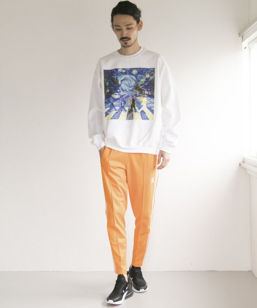 URBAN RESEARCH(アーバンリサーチ)/BOWWOW×URBAN RESEARCH 別注 ROAD CREW-NECK SWEAT/BW-UR02-UM86_img03