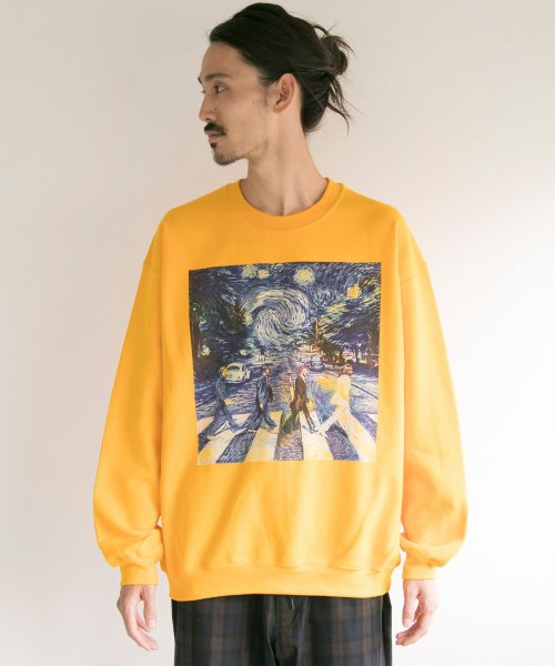 URBAN RESEARCH(アーバンリサーチ)/BOWWOW×URBAN RESEARCH 別注 ROAD CREW-NECK SWEAT/BW-UR02-UM86_img04