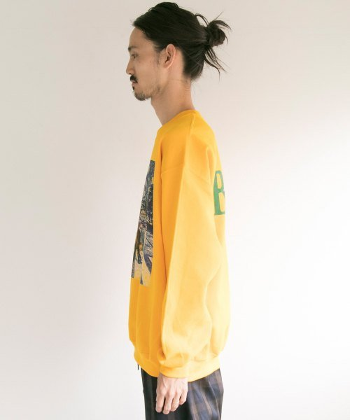 URBAN RESEARCH(アーバンリサーチ)/BOWWOW×URBAN RESEARCH 別注 ROAD CREW-NECK SWEAT/BW-UR02-UM86_img05