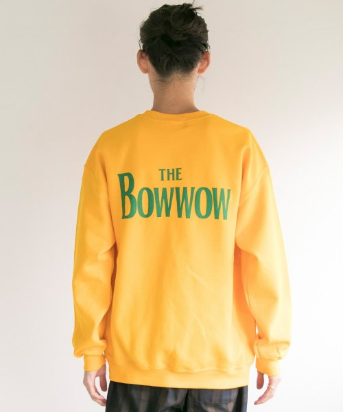 URBAN RESEARCH(アーバンリサーチ)/BOWWOW×URBAN RESEARCH 別注 ROAD CREW-NECK SWEAT/BW-UR02-UM86_img06
