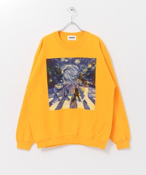 URBAN RESEARCH(アーバンリサーチ)/BOWWOW×URBAN RESEARCH 別注 ROAD CREW-NECK SWEAT/BW-UR02-UM86_img08
