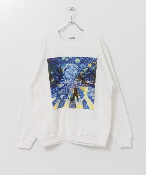 URBAN RESEARCH(アーバンリサーチ)/BOWWOW×URBAN RESEARCH 別注 ROAD CREW-NECK SWEAT/BW-UR02-UM86_img09