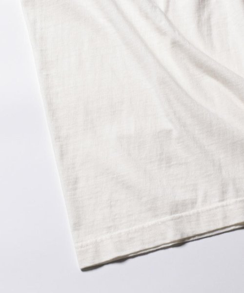 NOLLEY'S goodman(ノーリーズグッドマン)/【BARNS /バーンズ】 別注吊り編みロンTee SMITH/8-0613-5-73-012_img04