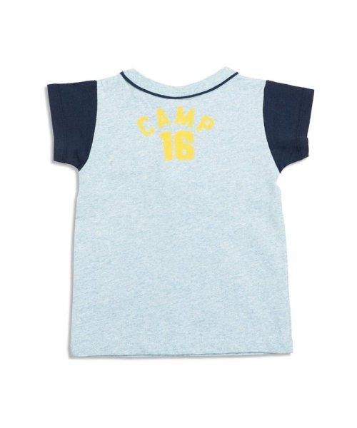 BREEZE(ブリーズ)/ベースボールTシャツ/J207317_img01
