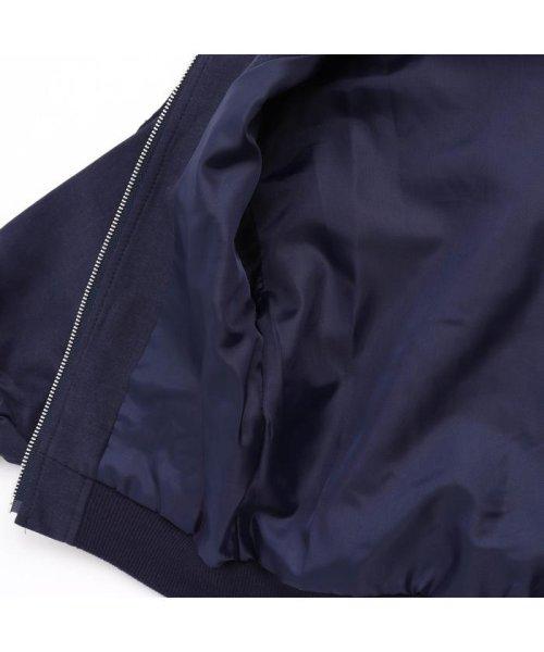 apres les cours(アプレレクール)/肩シャーリングリボンジャケット/V402918_img07